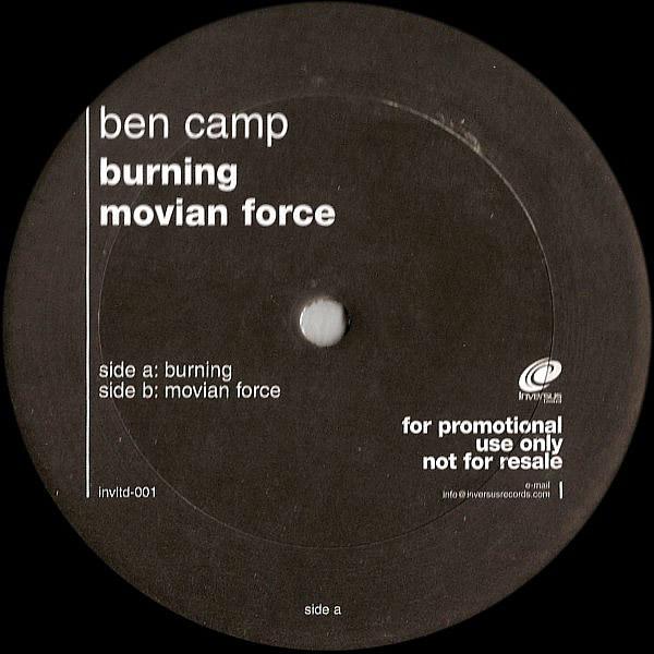 BEN CAMP - Burning & Movian Force