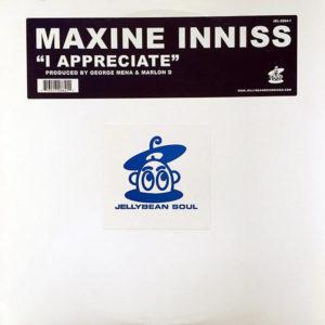 MAXINE INNISS - I Appreciate