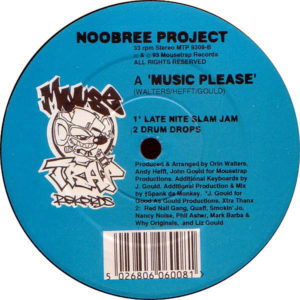NOOBREE PROJECT - Music Please