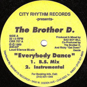 THE BROTHER D – Everybody Dance