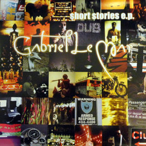 GABRIEL LE MAR – Short Stories EP