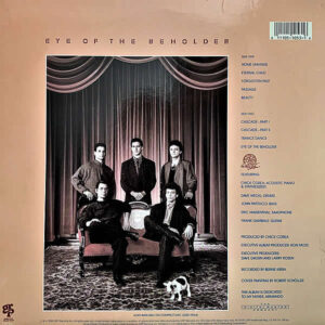 THE CHICK COREA ELEKTRIC BAND – Eye Of The Beholder