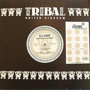 DJ VIBE - Unreleased Project