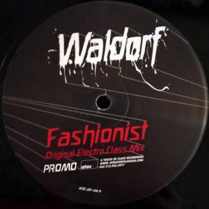 WALDORF - Fashionist The Remixes