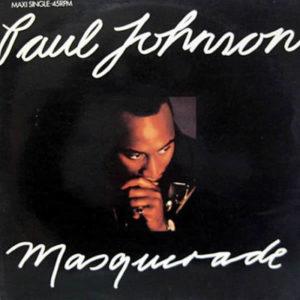 PAUL JOHNSON – Masquerade