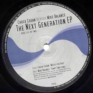 CHUCK COGAN vs MIKE BALANCE - The Next Generation EP 1