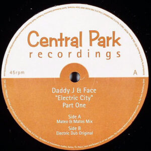 DADDY J & FACE – Electric City Part 1