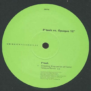 P'TAAH vs OPAQUE – Crossing/The Whole Thing