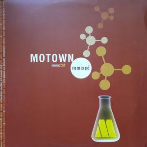 VARIOUS – Motown Vol 2 Club Remixed