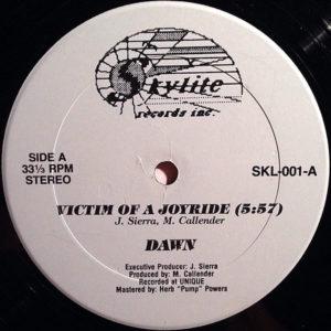 DAWN - Victim Of A Joyride