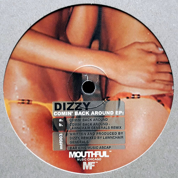 DIZZY - Comin' Back Around