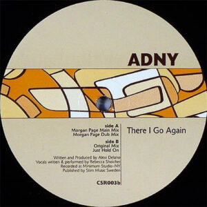 ADNY – There I Go Again