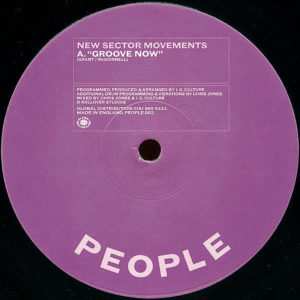NEW SECTOR MOVEMENTS - Groove Now