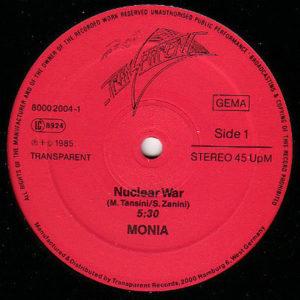 MONIA – Nuclear War