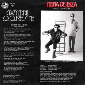 CRAZY EDDIE + Q.Q. FREESTYLE – Nena De Ibiza