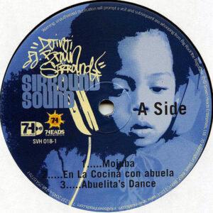 DJINJI BROWN – Sirround Sound