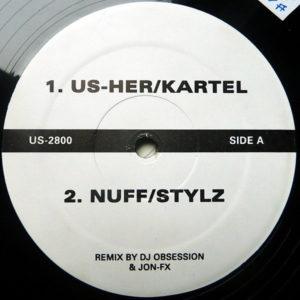 DJ OBSESSION & JON-FX - Remixed