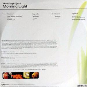 ANANDA PROJECT – Morning Light