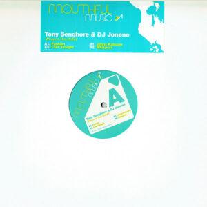 TONY SENGHORE & DJ JONENE - Where's The Bullet