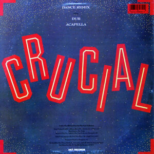NEW EDITION – Crucial