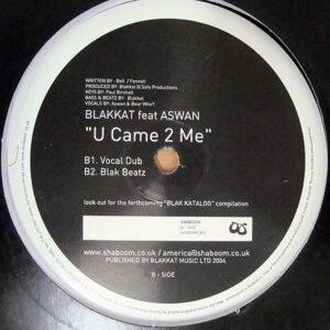 BLAKKAT feat ASWAN - Came 2 Me