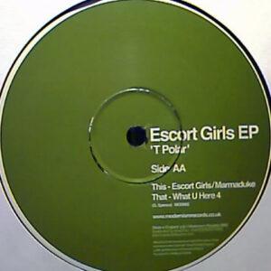 T POLAR - Escort Girl Ep