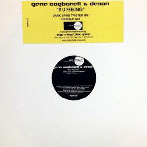 GENE CARBONELL & DECON - R U Feeling