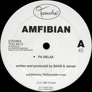 AMFIBIAN – Pa Relax