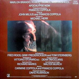 CARMINE & FRANCIS FORD COPPOLA – Apocalypse Now O.S.T.