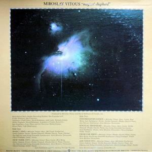 MIROSLAV VITOUS – Magical Shepherd
