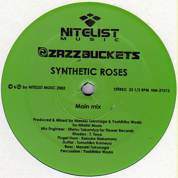 ZAZZBUCKETS - Synthetic Roses/Hippopotamuze