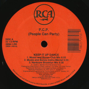 P.C.P. ( People Can Party ) – Keep It Up Dance