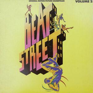 VARIOUS - Beat Street Vol 2 O.S.T.