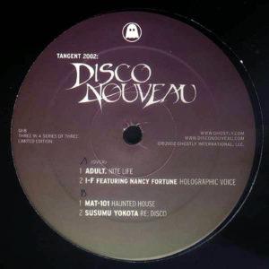 VARIOUS – Tangent 2002 Disco Noveau Part 3