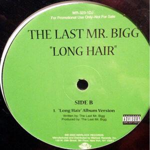 THE LAST Mr. BIGG – Long Hair