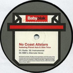 BABY BLAK – No Coast Allstars/Economix