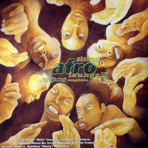 VARIOUS – Abstract Afro Lounge III