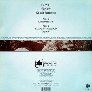 CAMIEL – Sunset ( Kemit Remixes )