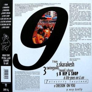 9 LAZY 9 – Electric Lazyland