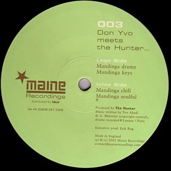 DON YVO meets THE HUNTER - Mandinga