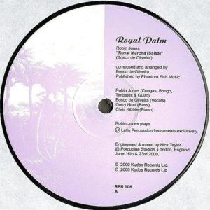 ROBIN JONES – Royal Marcha