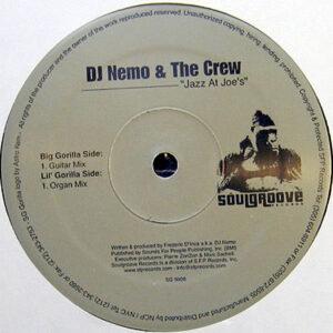 DJ NEMO & THE CREW - Jazz At Joe's