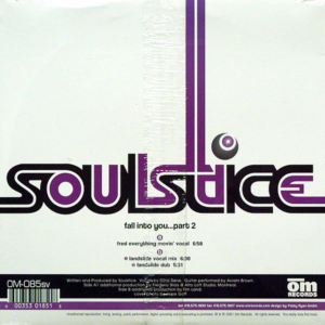 SOULSTICE – Fall Into You…Part 2