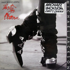 MICHAEL JACKSON – Dirty Diana