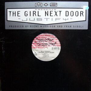 M+S presents THE GIRL NEXT DOOR - Justify