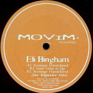 ELI BINGHAM - Teenage Wasteland