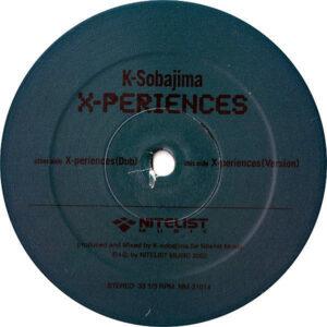 K-SOBAJIMA - X-periences