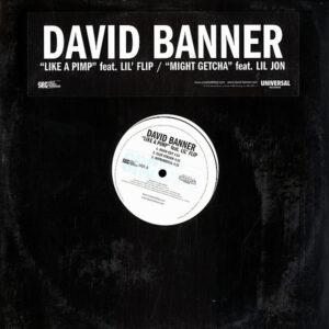 DAVID BANNER - Like A Pimp/Might Getcha