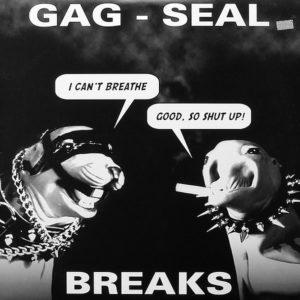 DJ Q-BERT – Gag Seal Breaks