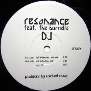 RESONANCE feat THE BURRELLS - Dj